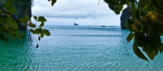 the beach - Krabi