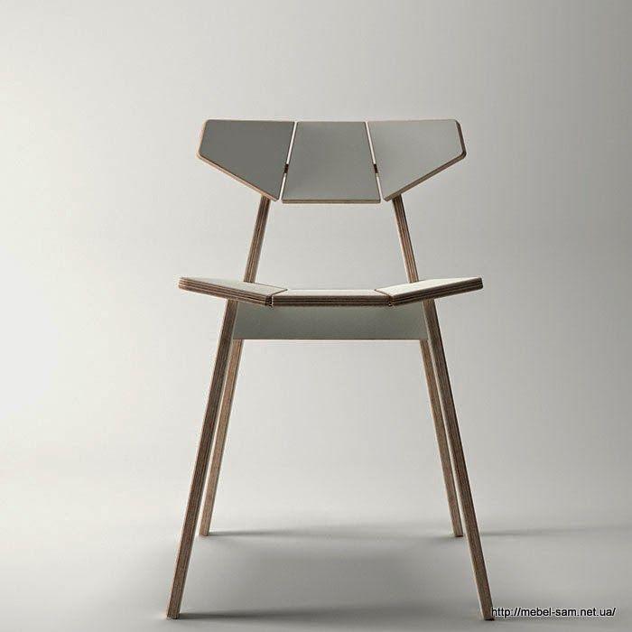 фанерная мебель от мастерской UNTOTHISLAST