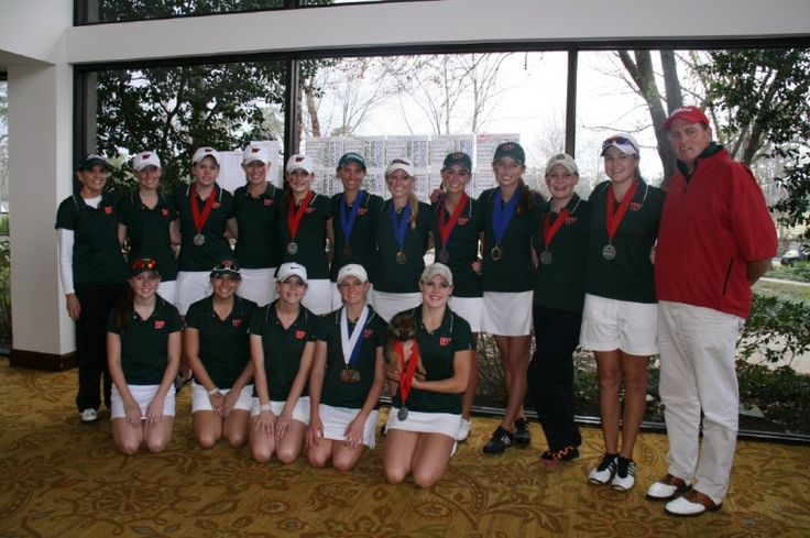 Three freshmen have injected youth and enthusiasm into The Woodlands High School's girls golf team, helping the squad finish first and second in the Vern Edwards Memorial Tournament at The Woodlands Country Club on Jan. 16-17 as well as go undefeated in every tournament this season. Coach Steve Cribari said 15 girls competed at the tournament with three teams of five finishing first, second and ninth out of 14 teams. Freshmen Cheyenne Knight and Brooke McDougald were part of the first-place…