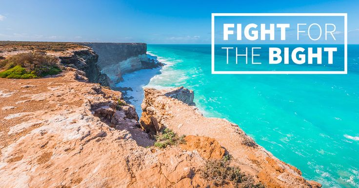 Sign And Share Today And Help Keep The Great Australian Bight A