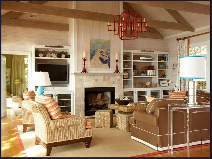 Pin Spiration Decorating With Your Tv Red ChandelierChandeliersLiving Room DesignsLiving