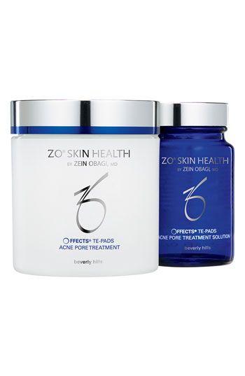 #ZOSkinHealth #Acneremedies TE-Pads Acne Pore Treatment  LOVE!!!