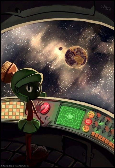 Marvin the Martian | 2Dea