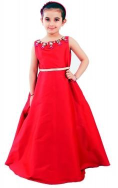 Shop Designer Kidswear Tiffany Crystal Gown Online only at kidology