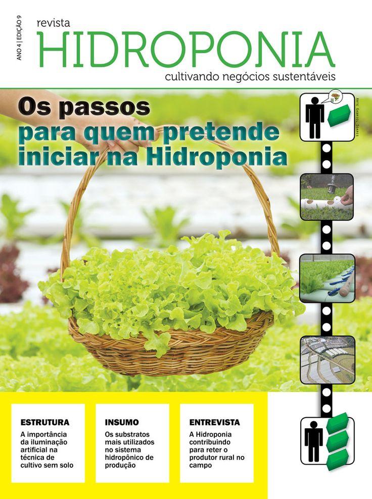 Revista Hidroponia - Notícias