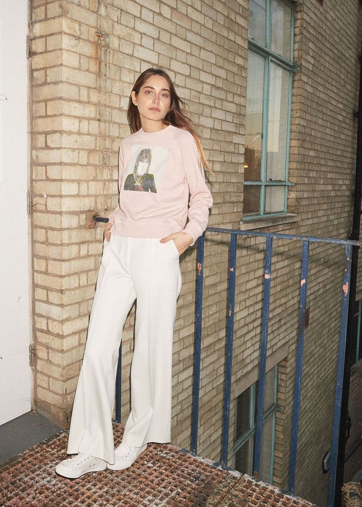 Start building your wish list from Alexa Chung's debut fashion line, Alexachung