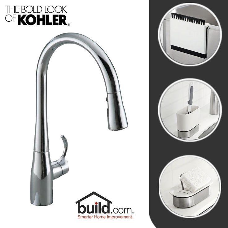Kohler Kitchen Update Kohler Kitchen Updated Kitchen Faucet
