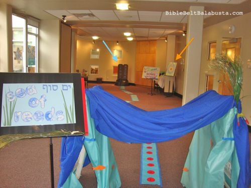 The Omer walk - awesome kinesthetic activity where students walk from Pesach to Shavuot