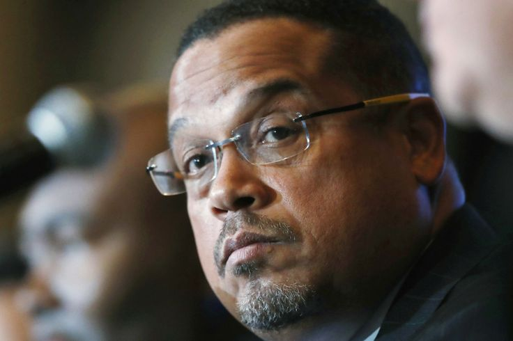 A shakeup at the Democratic National Convention meeting in Las Vegas is calling into question the influence Ellison is having in his new role.