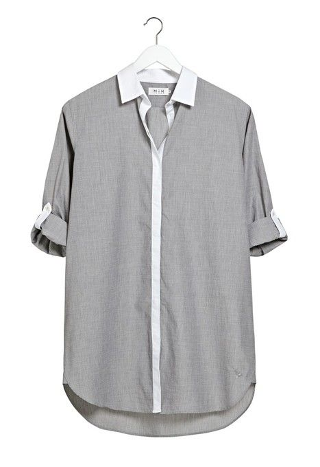 The Oversize Shirt by MiH Jeans