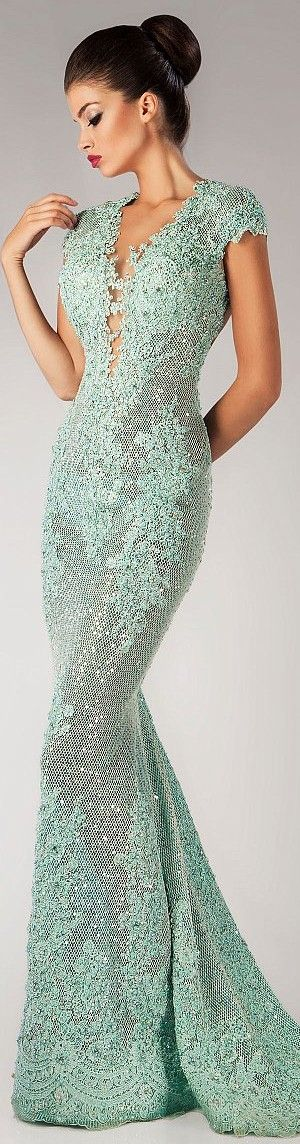 b r e a k f a s t a t TIFFANY'S *Hanna Toumajean couture 2014/15