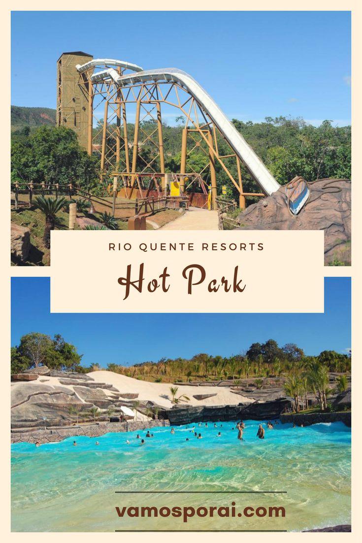 O Hot Park está localizado há 170 km de Goiânia e é o local ideal para quem ama toboáguas, piscinas aquecidas e muito mais! No parque ainda tem a praia do cerrado!