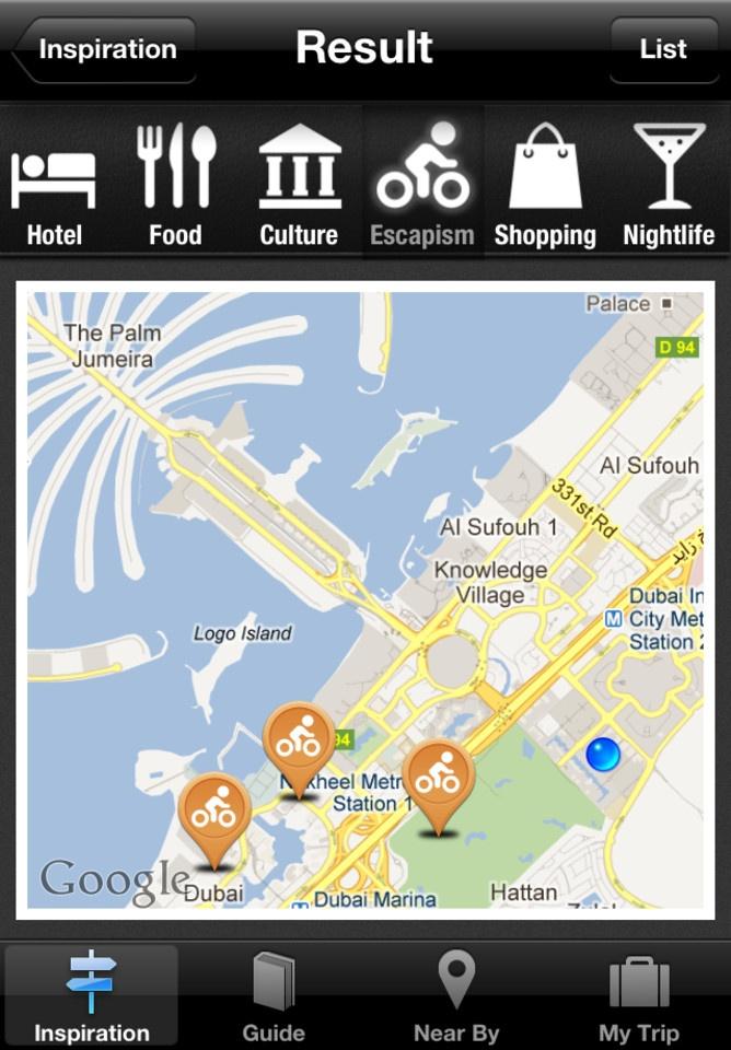 App Shopper: Dubai Travel Guide - UrbanTG (Travel)