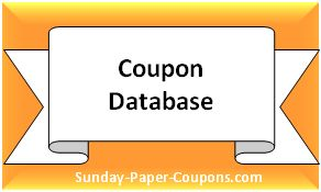 Sunday Paper Coupons. Use Sunday Paper Coupons, the 2017 Coupon Insert Schedule and Previews, Free Online Grocery Coupons, plus Learn How to Coupon and more!