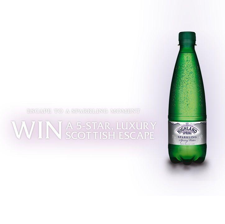 FREE Highland Spring Water Giveaway - Gratisfaction UK Freebies #freebies #freestuff