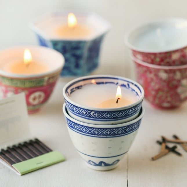 Teacup motives are only a few steps away with this DIY.