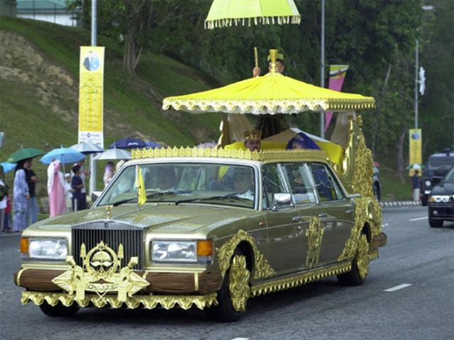 The Sultan of Brunei's Supercar Collection: $300,000,000 and Counting