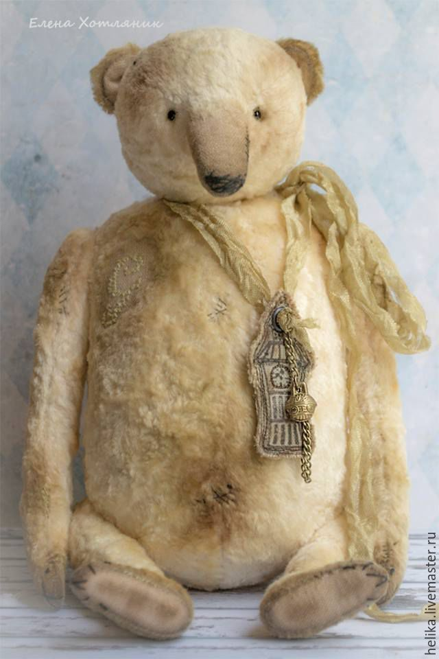 Купить PDF Выкройка медведя Грю - выкройка, выкройка pdf, выкройка мишки Тедди