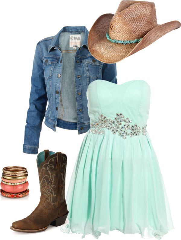 """Southern Girl"" by goodygoodytutus on Polyvore"