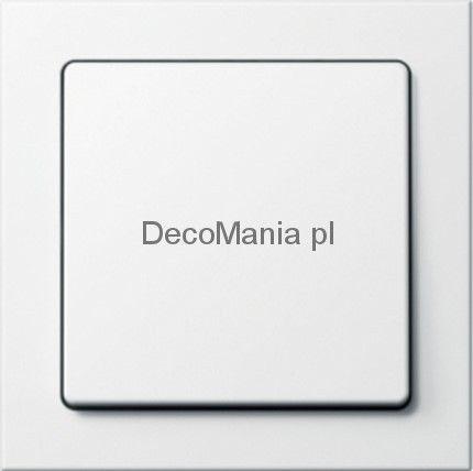 Łącznik klawiszowy uniwersalny - Hager - Berker Q.3 | DecoMania.pl