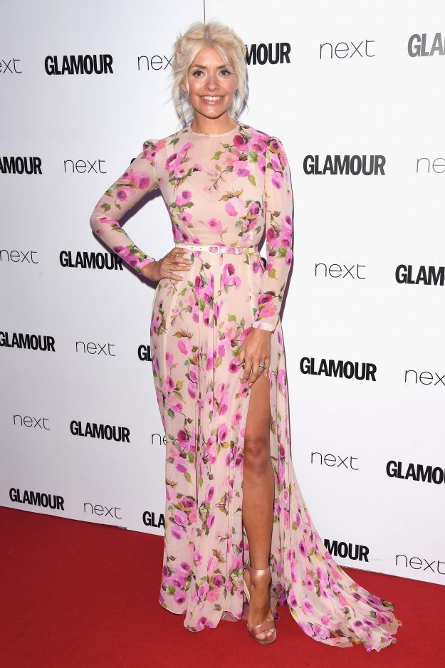 Holly Willoughby wears couture at the 2017 Glamour Women Of The Year Awards [Holly Willoughby/Instagram] The 36 year old flaunted her stunning figure leaving everyone asking whether or notHolly Willoughby hadlost weight. But more importantly,
