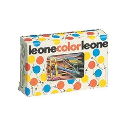 Fermagli colorati Leone Dell'Era N 4 32 mm - #Fermacarte, #Leone-DellEra