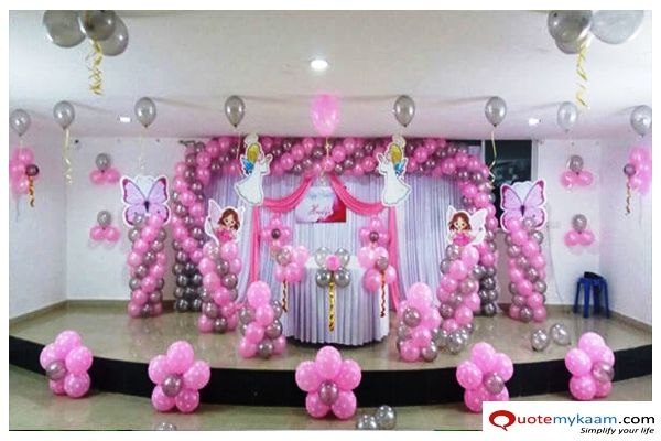 Birthday Themes For Girls in 2020