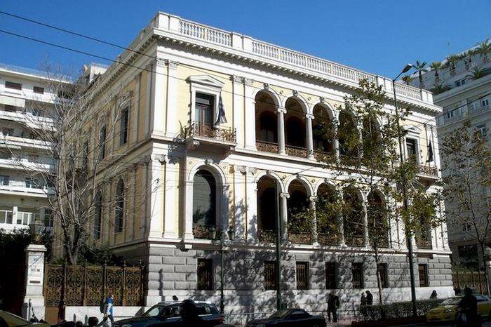 Νομισματικό Μουσείο - Ιλίου Μέλαθρον