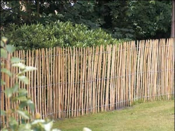 Cloture bois recherche google ext rieurs pinterest for Porte en bois pour jardin