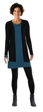 Kleid Cosima-Kleider-Röcke & Kleider-Damen-Mode - im Qiero Online-Shop kaufen. Kleid mit Longweste (falsche Farbe)