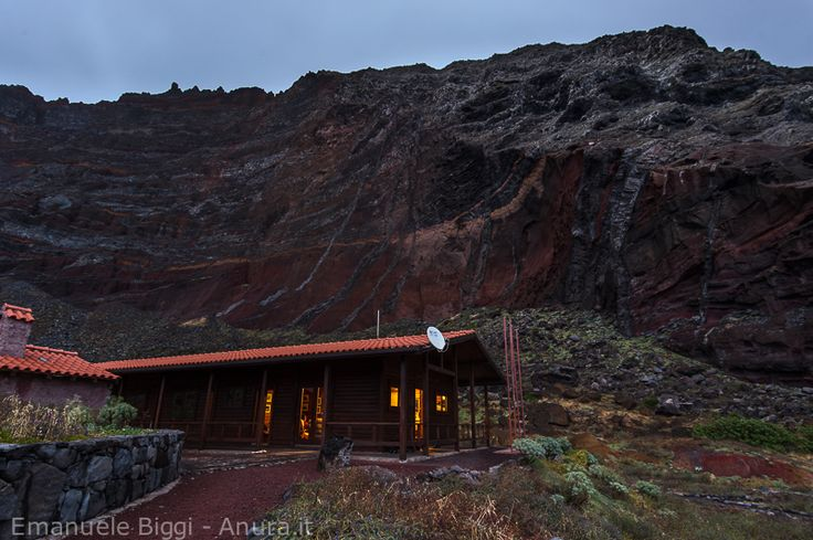 Doca station at dusk, Deserta Grande (Madeira, Portugal)