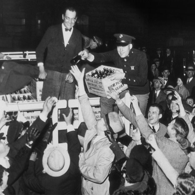Prohibition Ends - December 5, 1933 | 15 Great Moments In Drunk History