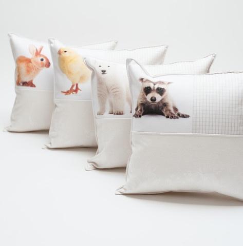 $48 baby animal pillows