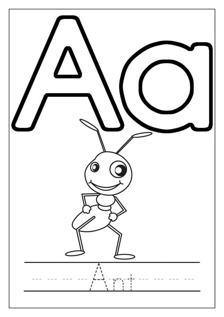 39++ Letter a coloring pages printable ideas