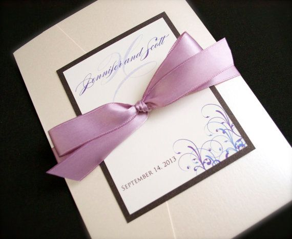 Best 25 Pocketfold Wedding Invitations Ideas On Pinterest