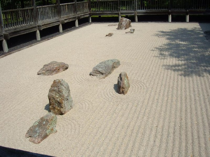 15 best stone garden images on pinterest japanese gardens zen japanese stone garden between outdoor shower and driveway behind garage workwithnaturefo
