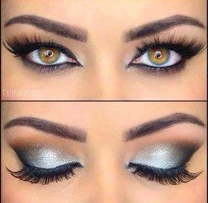 Makeup for navy dress!!  | Beautylish