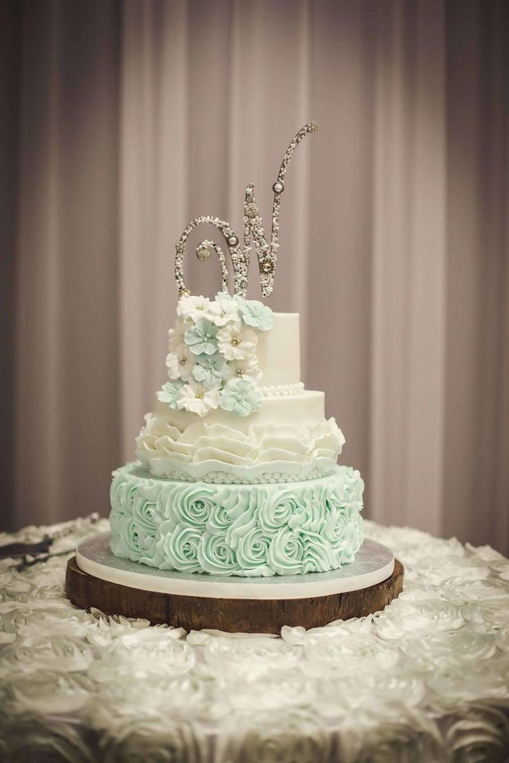 affordable wedding cakes orlando 25 best ideas about mint wedding cake on 10583