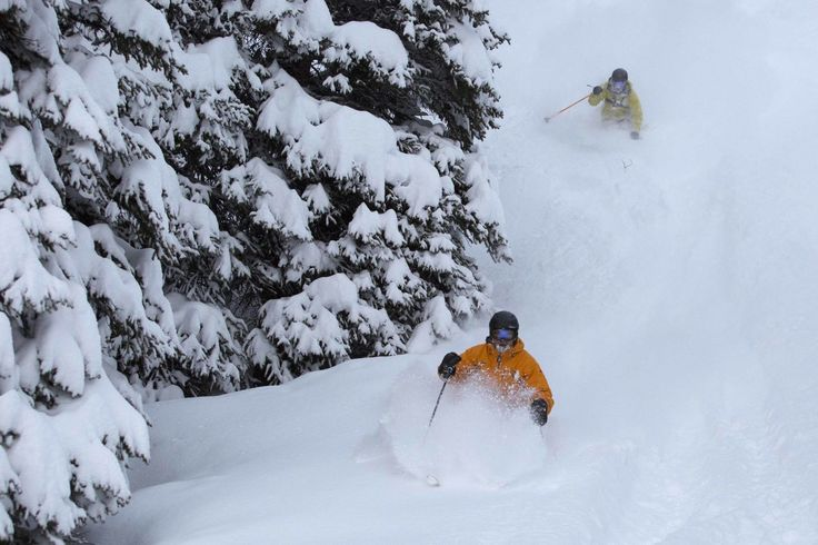 Where the Snow Is: An Early Season Ski Report  - TownandCountryMag.com