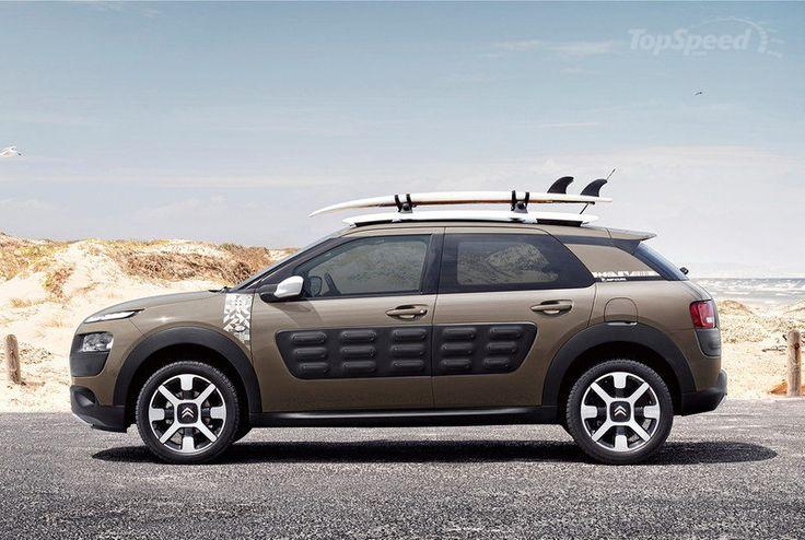 2016 Citroën C4 Cactus Rip Curl Special Edition picture - doc667255