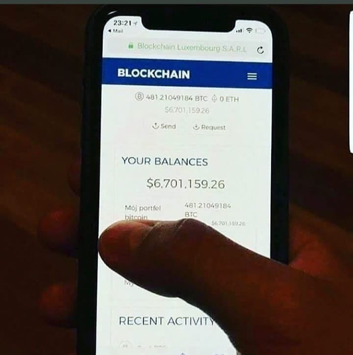 Do You Want To Earn Money Through Bitcoin Mining 1 No Risk Sending Money To Any Foreigner 2 Mines Directly I Blockchain Wallet Bitcoin Business Blockchain