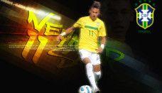 Barcelona Neymar HD Wallpaper