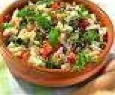 Rezept Italienischer Nudelsalat von Kräuterwiese - Rezept der Kategorie Vorspeisen/Salate