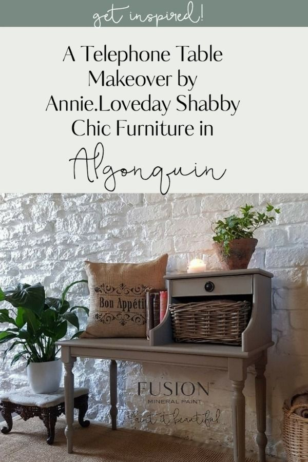 We Are So Inspired By Annie Loveday Shabby Chic Furniture S