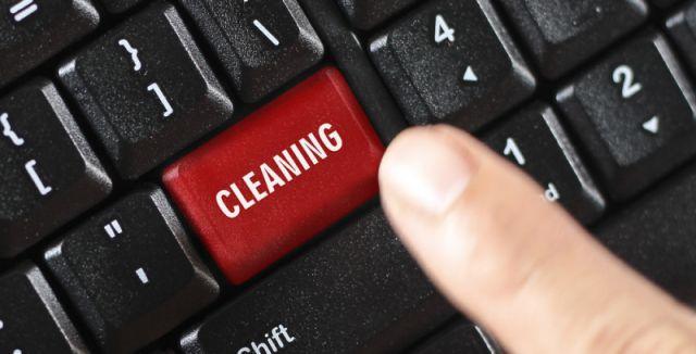 Kéž by pro vyčištění stačilo zmáčknout jedinou klávesu