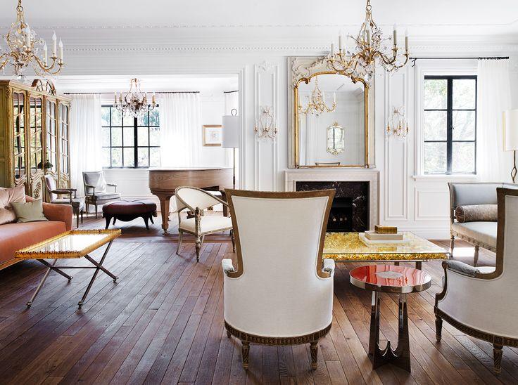 Italianate Mansion In Sydney By Dylan Farrell Design