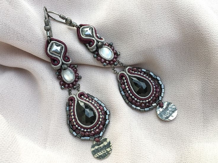 A personal favorite from my Etsy shop https://www.etsy.com/listing/506476054/bohemian-vintage-style-earrings-with