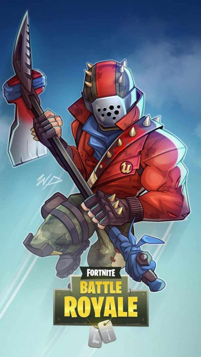 Fortnite Wallpaper for iPhone With highresolution