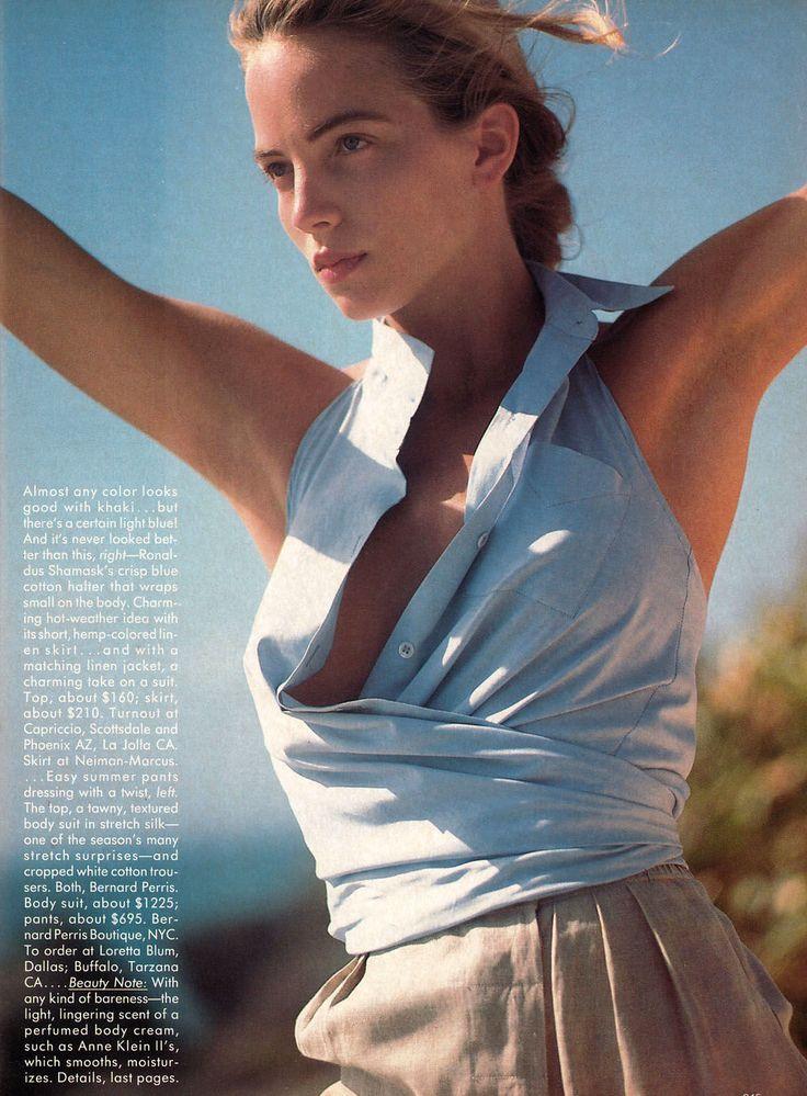 Rachel Williams, 1987