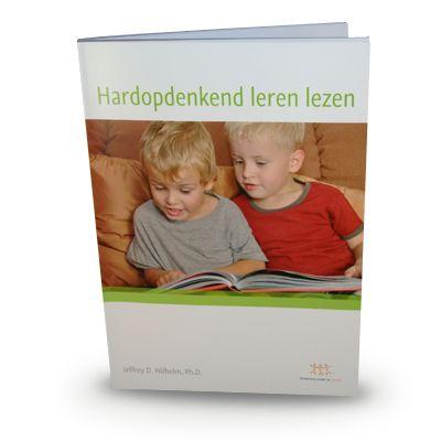 Hardopdenkend leren lezen. Hardopdenkend leren lezen gaat over model-leren bij begrijpend lezen en is een van de vijf boeken uit de serie 'actiestrategieën voor lezers'.